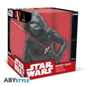 tirelire Abystyle Star Wars - kylo ren - ABYBUS004