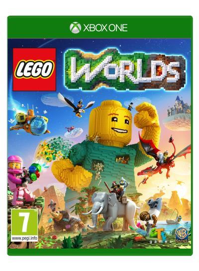 Lego Worlds sur Xbox One et PC