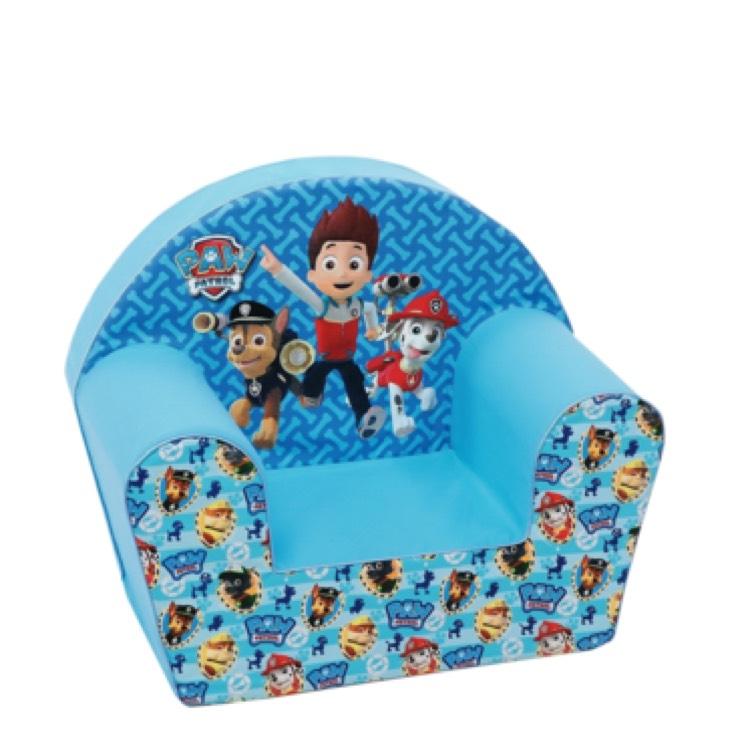 fauteuil enfant Pat Patrouille