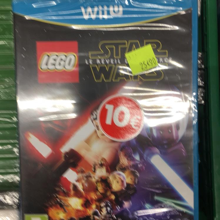 Lego Star Wars : le Réveil de la Force - Wii U - Carrefour l'Hay les Roses (94)