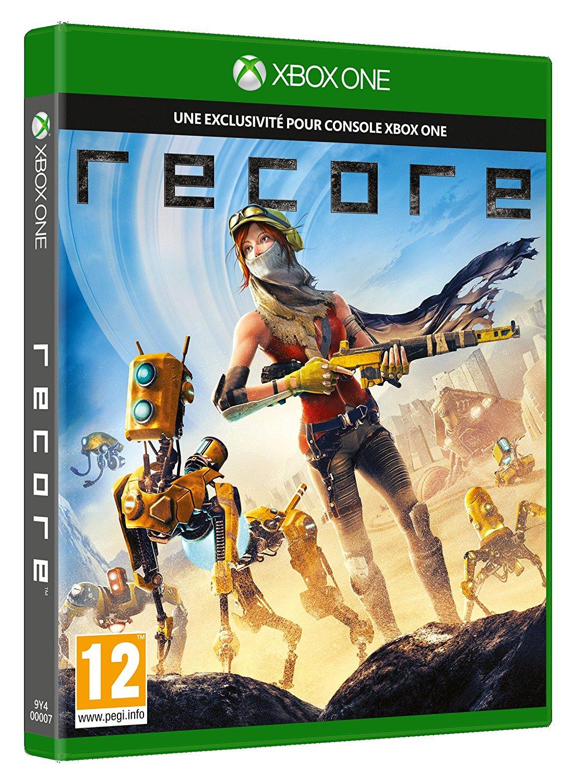 ReCore sur Xbox One