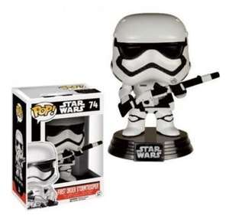 Sélection de figures Pop Funko en promo - Ex : Figurine Funko Pop Star Wars  EP VII rooper with Blaster Ltd Ed