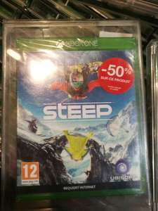 Steep sur Xbox one - Brest (29)