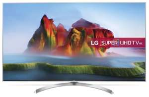 "TV 55"" LG 55SJ810V Super UHD - Smart TV"