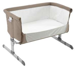 Berceau Chicco Next 2 Me, Dove Grey