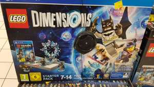 Pack Starter Lego Dimensions sur PS4 et Xbox One