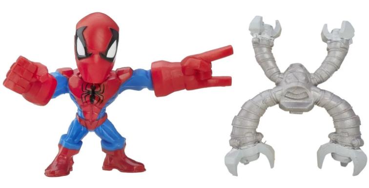 Figurine à assembler Avengers - Super Hero Mashers Micro - B6431EU40