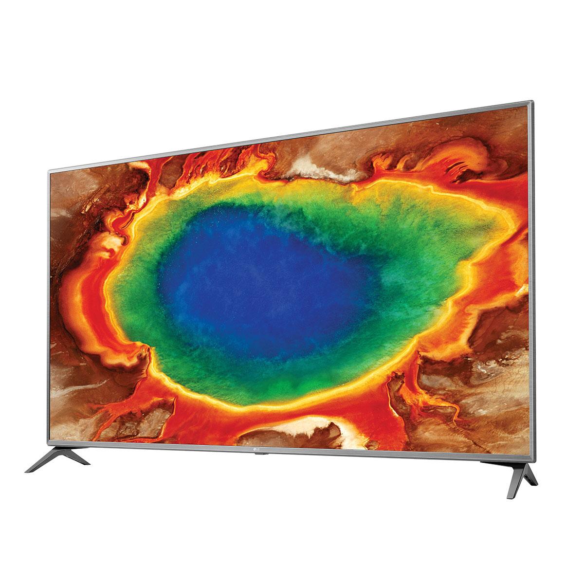 """TV 75"""" LG 75UJ651V - LED, 4K UHD, HDR, 2200 Hz, Smart TV"""