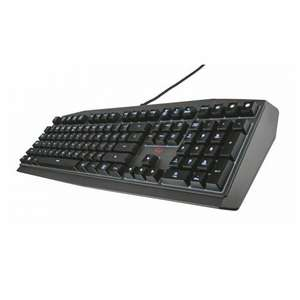 Clavier gaming Mécanique Trust GXT880 LED