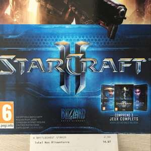 Starcraft II Battlechest sur PC