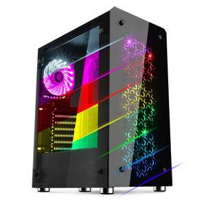Boitier PC Gamer Spirit of Gamer Rogue IV (RGB)