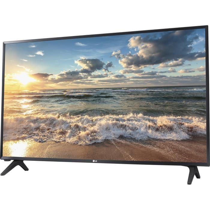 """[Cdiscount à volonté] TV 43"""" LG 43LJ500V - LED, Full HD"""