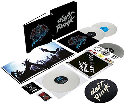 Alive 1997 / Alive 2007 - Coffret Deluxe Limité (4 Vinyles)