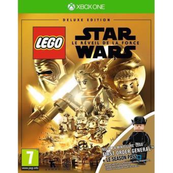 Lego Star Wars : Le Réveil de la Force - Édition First Order General sur Xbox One