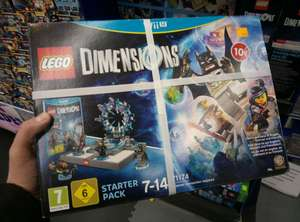Starter Pack Lego Dimensions sur Wii U, PS3 et Xbox One