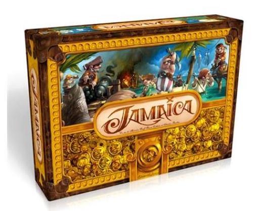 Jeu de Société Jamaïca GameWorks