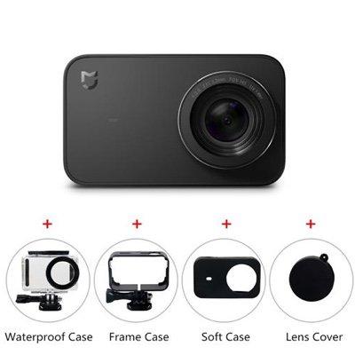 Caméra Xiaomi Mijia 4K + Pack d'accessoires