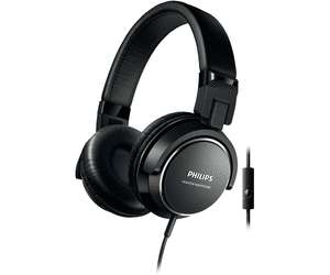 Casque audio Philips SHL3265DG - noir