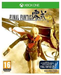 Final Fantasy Type-0 HD sur Xbox One