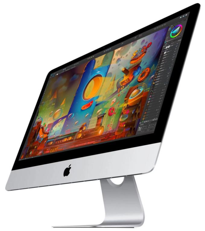 Apple  iMac 27'' - MK482FN/A - i5 - 8 Go - 2 To - R9 M395
