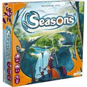 Jeu de Cartes Asmodee - SEA01 - Seasons - Jeu de plateau FNAC/AMAZON
