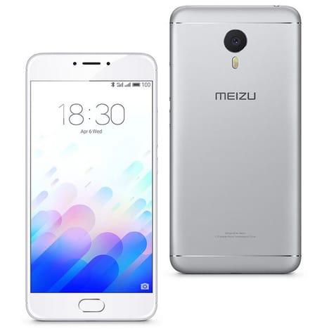 Smartphone Meizu M3 note - 32Go, 3 Go RAM