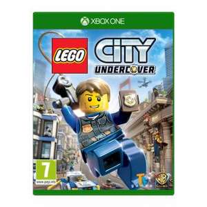Lego City Undercover sur Xbox One