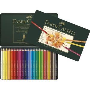 Paquet de 36 crayons polychromos Faber-Castell