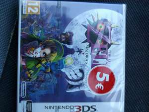 The Legend of Zelda: Majora's Mask 3D sur 3DS au Carrefour Saint-Martin-des-Champs (50)