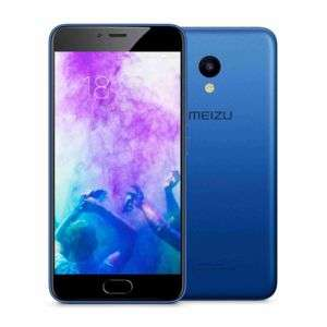 """Smartphone 5.2"""" Meizu M5 - HD- 16 Go - Or ou bleu"""