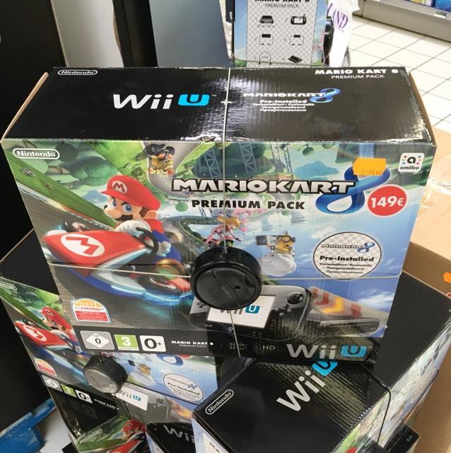 Pack Nintendo Wii U Premium Pack Mario Kart 8
