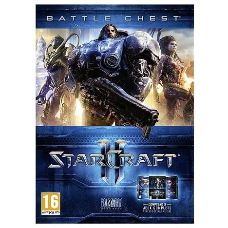 Starcraft II : Battle Chest Trilogie sur PC