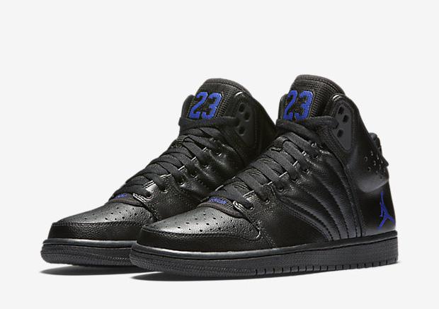 Chaussures pour homme Jordan 1 Flight 4 - Noir (Taille 43)