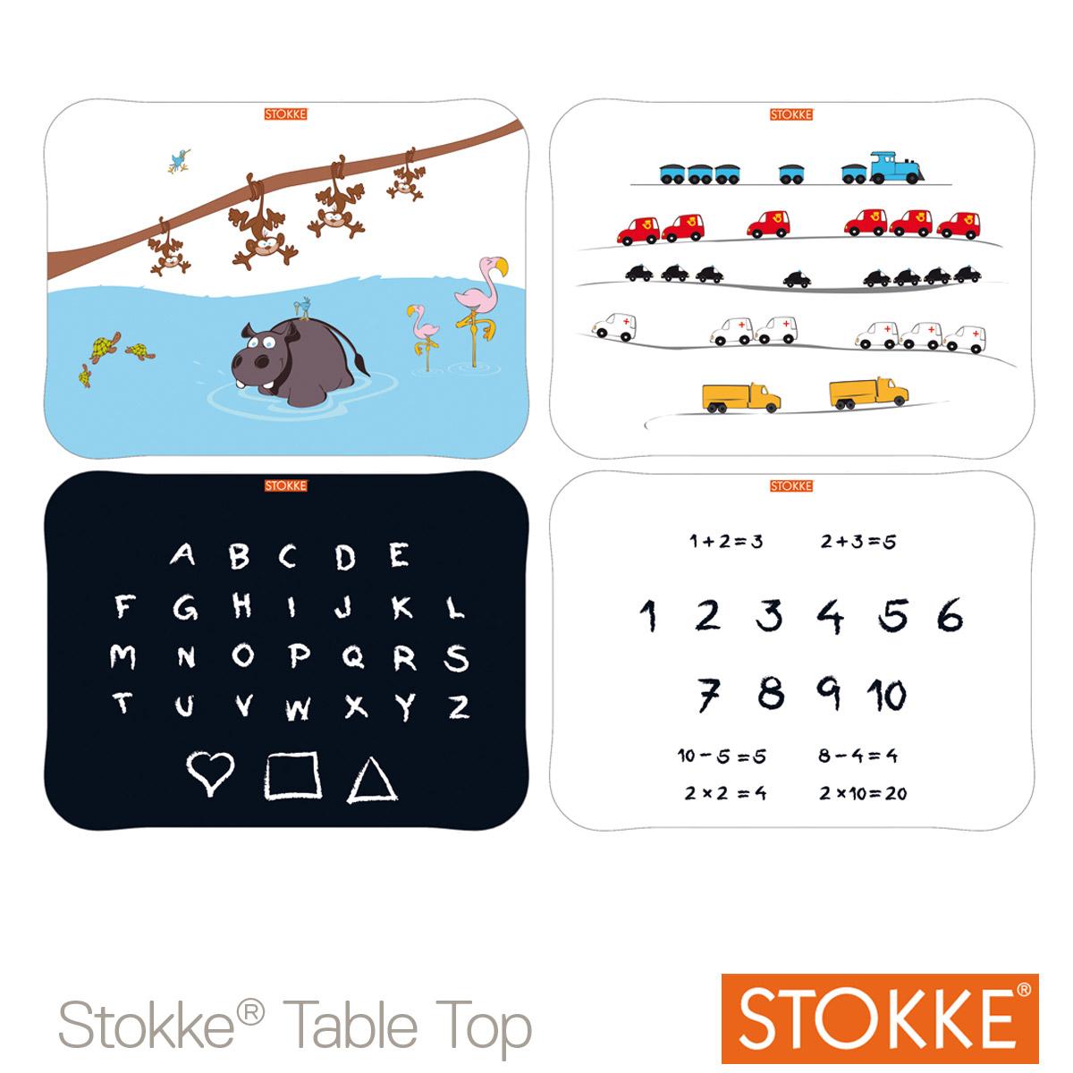 Plateau pour bébé Stokke Table Top