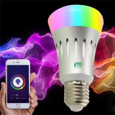 Lampe connectée Ywxlight E27 RGB 256V - (vendeur tiers)