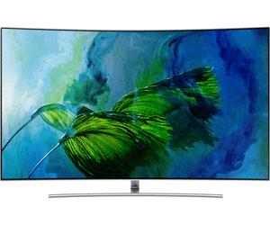"Pack Samsung - TV incurvée 55"" QE55Q8C (4K UHD, QLED, smart TV) + barre de son HW-M4501 (via ODR de 1000€)"