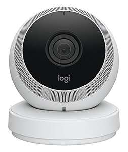 Logitech Circle Caméra Full HD + Cloud