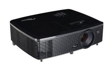 Vidéoprojecteur DLP Optoma HD27B - full HD, 3200 lumens, noir