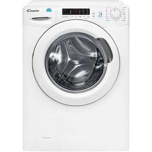 [CDAV] Lave-linge frontal connecté Candy CS 1292D3-S - 9kg - Essorage 1200 tours - A+++ - Blanc