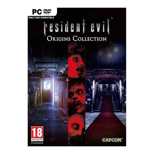 Jeu Resident Evil Origins Collection sur PC