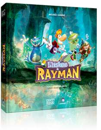 - 50 % sur une sélection de livres Pix'N Love - Ex : L'histoire de Rayman