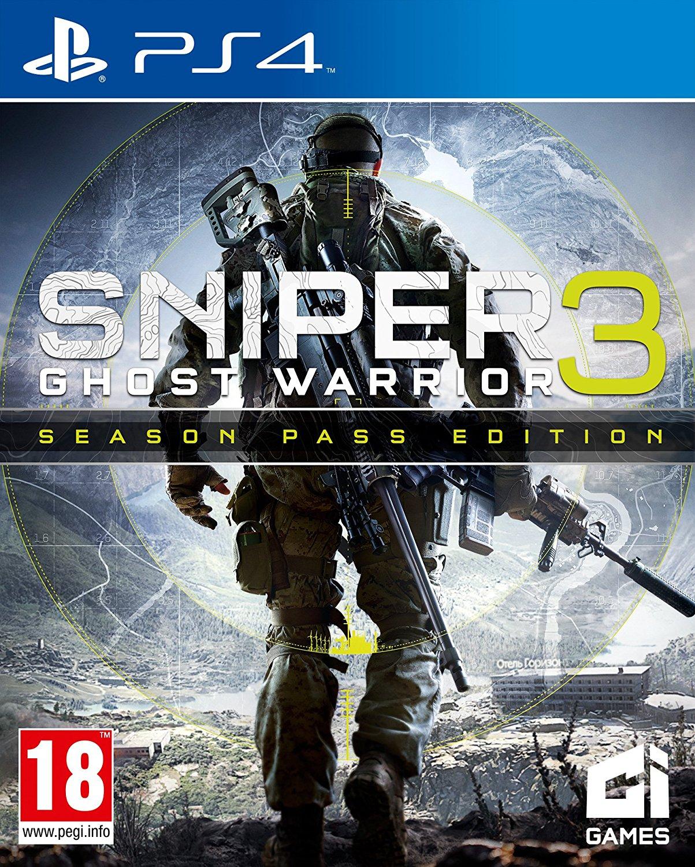 Sniper : Ghost Warrior 3 - édition Season Pass sur PS4
