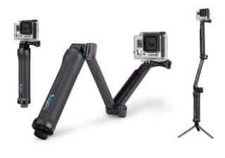 Bras polyvalent 3-Way Grip GoPro