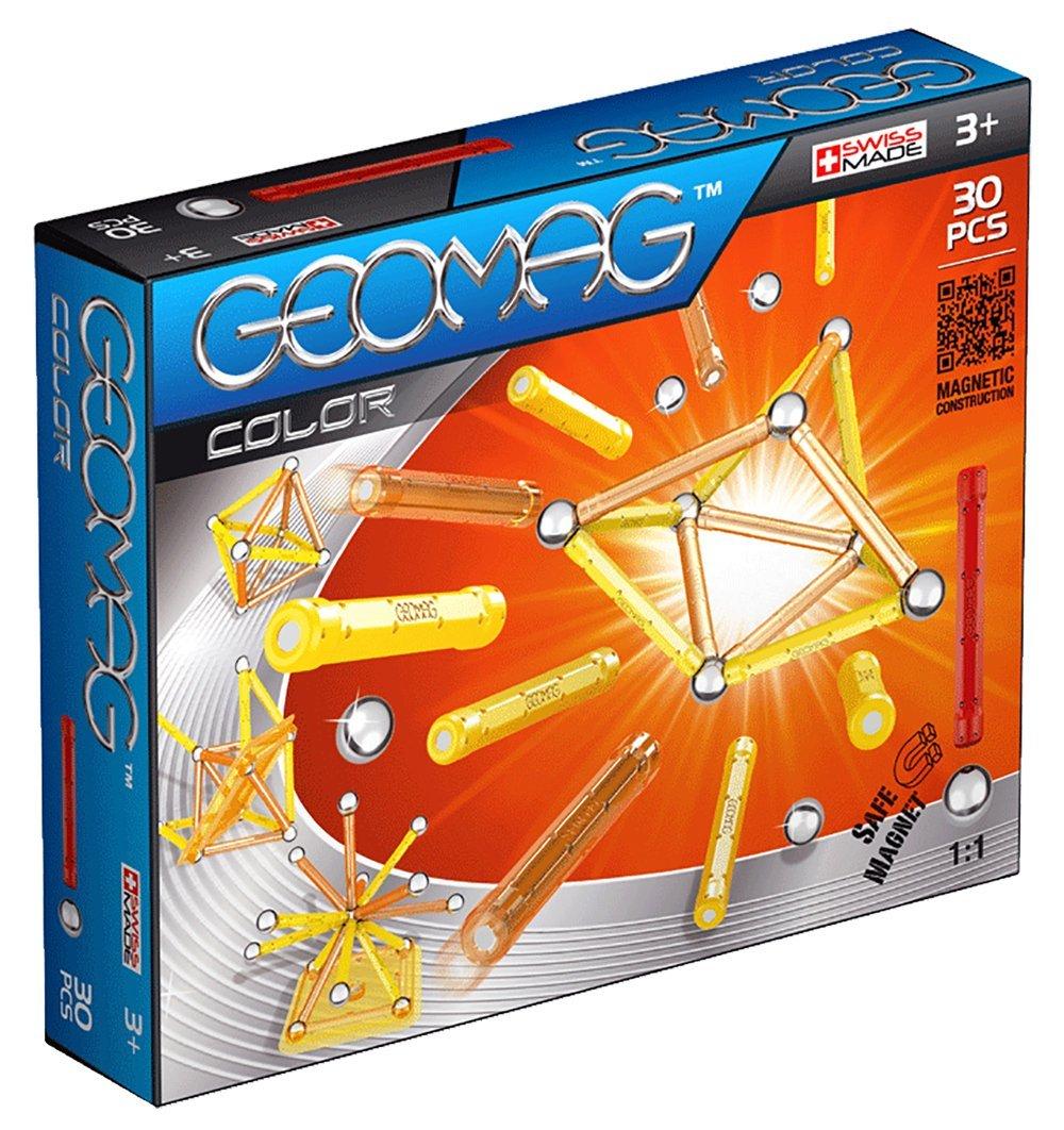 Jeu de Construction Geomag Color - 30 pièces