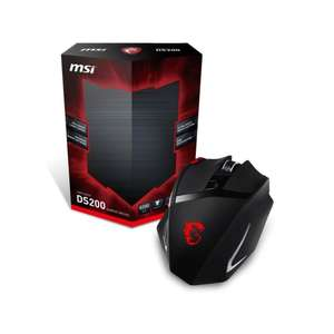 Souris filaire MSI Interceptor DS200 Gaming Mouse