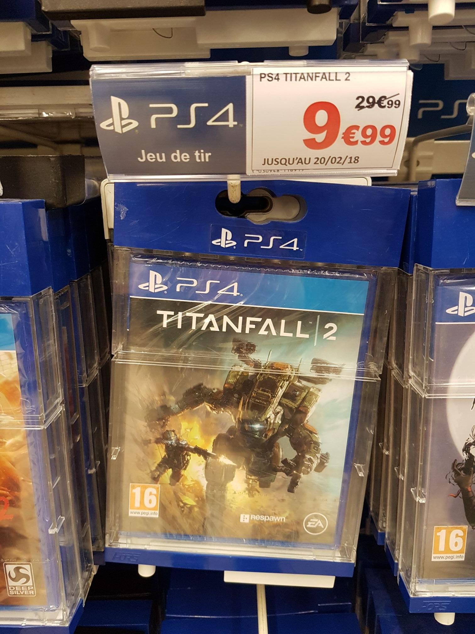 Jeu Titanfall 2 sur PS4 - Petite-Forêt (59)