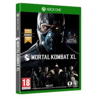 Mortal Kombat XL sur Xbox One