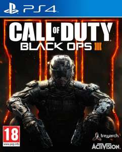 Call of Duty : Black Ops III  sur PS4