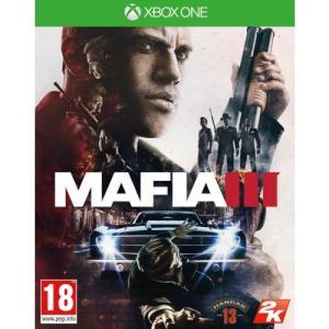 Jeu Mafia 3 sur Xbox One