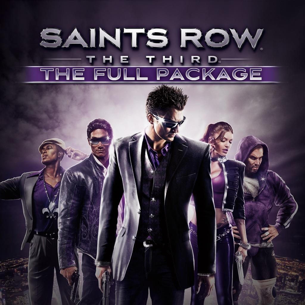 Saints Row: The Third - The Full Package sur PC (Dématérialisé - Steam) à